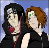 Tilee and Itachi